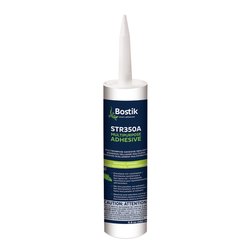 BOSTIK STR 350A BLACK 10.1OZ BKA77721