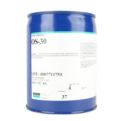 DOWSIL OS-30 SILICONE SOLVENT FLUID CLEAR 3.2 KG (GALLON) PAIL