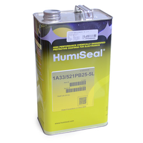 Conformal coating stripper humiseal