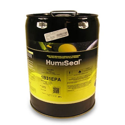HUMISEAL 1B31EPA CLEAR ACRYLIC CONFORMAL COATING 20 LITER PAIL