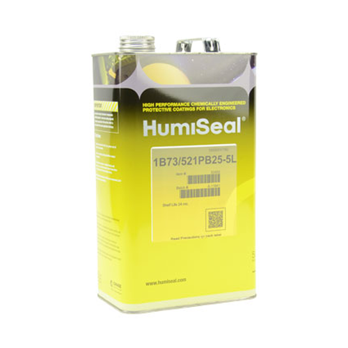 HUMISEAL 1B73/521 PB25 CLEAR ACRYLIC CONFORMAL COATING 5 LITER CAN