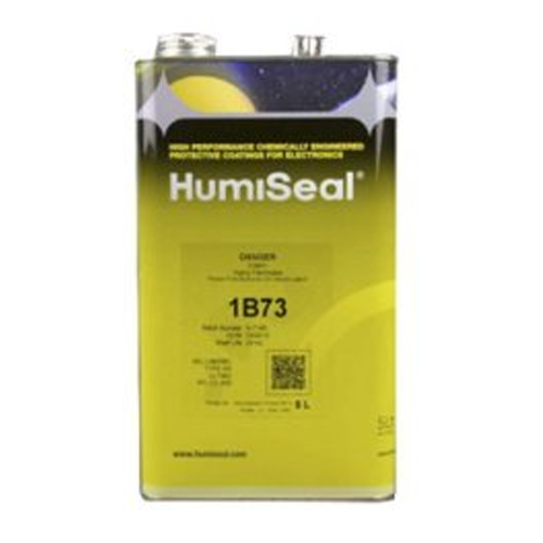 HUMISEAL 1B73 CLEAR ACRYLIC CONFORMAL COATING  5 LITER CAN