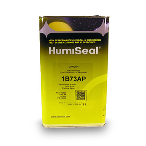 HUMISEAL 1B73AP CLEAR ACRYLIC CONFORMAL COATING 5 LITER CAN
