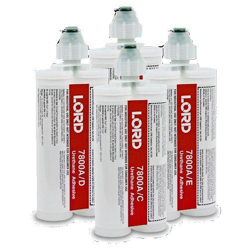 LORD 7800 FAST CURE URETHANE ADHESIVE A/C LP-400 CART
