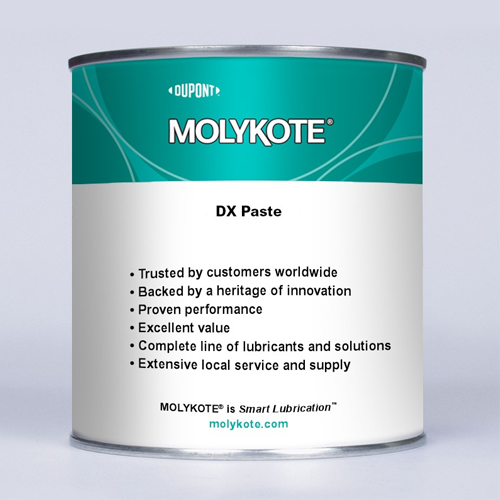 MOLYKOTE DX EXTREME PRESSURE PASTE 1 KG CAN