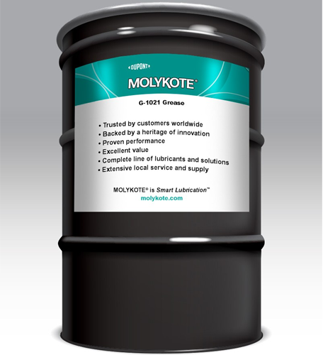 MOLYKOTE G-1021 SYNTHETIC AUTOMOTIVE GREASE 180 KG DRUM