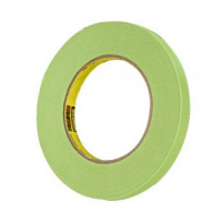 3M 233+ Green Masking Tape 18MM X 55M 3M60980109296