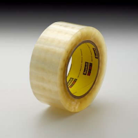 3M 3072 Clear Box Sealing Tape 3M70006745965
