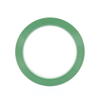3M 876 Polyester Tape Green 3M70007506283