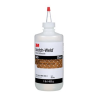 3M Scotch-Weld CA5 Clear 3M62380238303