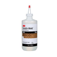 3M Scotch-Weld CA9 1LB Bottle Clear 3M62381738301