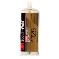 3M Scotch-Weld DP125 400ml Translucent 3M62329135305