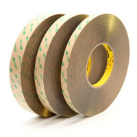 3M F9473PC ADHESIVE TRANSFER TAPE CLEAR 0.25IN X 60YD 3M70006242849