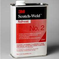 3M Solvent No.2 Quart 3M62502265309