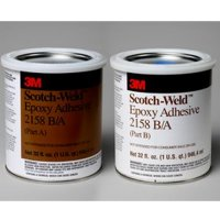 3M 2158 Epoxy Adhesive Quart Kit 3M62215864307