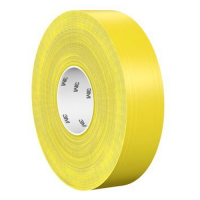3M ULTRA DURABLE FLOOR MARKING TAPE 971 2IN X 36YD 33MIL YELLOW