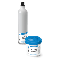 WS609 PSTE FLUX 125GM JAR AP111048