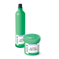 OM338 Paste Flux 100GM  JAR AP143731