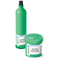 ALPHA® CVP-520 SOLDER PASTE 592 84.5-3-M07 125 GM
