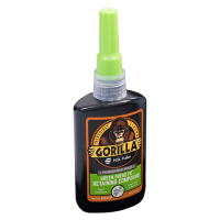 GORILLAPRO AR200 GREEN PRESS FIT RETAINING COMPOUND 50ML BOTTLE