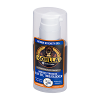 GORILLAPRO AT60GEL MEDIUM STRENGTH BLUE GEL THREADLOCKER 35ML PUMP BOTTLE