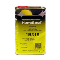 HUMISEAL 1B31S CLEAR ACRYLIC CONFORMAL COATING 5 LITER CAN