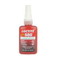 LOCTITE 680 HIGH STRENGTH RETAINING COMPOUND ANAEROBIC ADHESIVE 50 ML