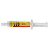 LOCTITE 383 THERMALLY CONDUCTIVE GRAY OUTPUT ADHESIVE 25 ML SYRINGE