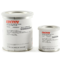 LOCTITE EA 9395 AERO EPOXY ADHESIVE PASTE QUART KIT