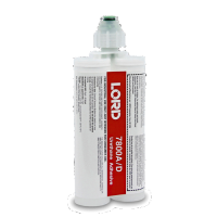 LORD 7800 FAST CURE URETHANE ADHESIVE A/D LP50 CART