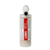 LORD 403/19 LP-CX ACRYLIC OFF-WHITE ADHESIVE (4:1) 404ML CARTRIDGE