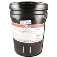 LORD 410 ACRYLIC  OFF-WHITE ADHESIVE 40LB STRAIGHT STEEL SIDE PAIL