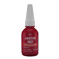 Loctite 263 THREADLOCKER 10ML BTL LT1330583