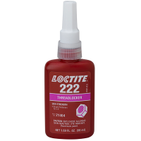 Loctite 222 THREADLOCKER 50ML BO LT231127