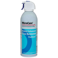 MICROCARE ALCOHOL-ENHANCED FLUX REMOVER- PROCLEAN™12 OZ AEROSOL
