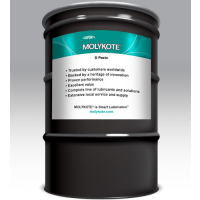 MOLYKOTE D PASTE WHITE 180 KG DRUM