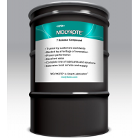 MOLYKOTE 7 SILICONE RELEASE COMPOUND 199.5 KG DRUM