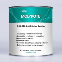 MOLYKOTE D-10 GBL ANTI-FRICTION COATING 1 KG CAN