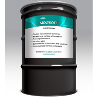 MOLYKOTE G-0010 BEARING GREASE GREEN 180 KG DRUM