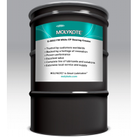 MOLYKOTE G-0052 WHITE BEARING GREASE 180 KG DRUM