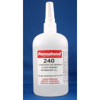 PERMABOND 240 1 LB BOTTLE PB2401LB