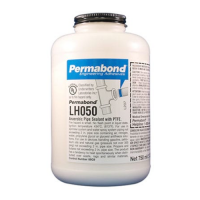 PERMABOND LH050 ADHESIVE PIPE SEALANT 750 ML BOTTLE