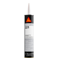 SIKAFLEX-221 POLYURETHANE SEALANT 300 ML CARTRIDGE NON-SAG COLONIAL WHITE