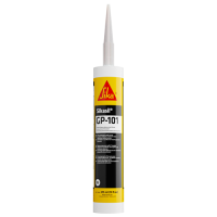 SIKASIL-GP 101 WHITE SILICONE SEALANT 295ML CART
