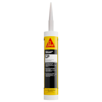 SIKASIL-GP METALLIC ALUMINUM SILICONE SEALANT 295ML CART