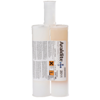 HUNTSMAN ARALDITE 2011 SLOW-SETTING ALL-PURPOSE EPOXY ADHESIVE 200ML TUBE