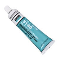 Dow Corning 3140 RTV Clear Silicone Coating MIL-A-46146 90 ML (3 OZ) TUBE