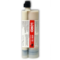 LORD 406/19GB ACRYLIC ADHESIVE 375ML CARTRIDGE GRAY 4:1