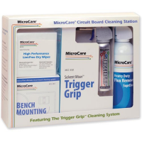 MICROCARE CIRCUIT BOARD CLEANING KIT FEATURING NONFLAMMABLE SUPRCLEAN™