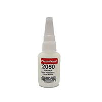 PERMABOND 2050 SUPER GLUE ENGINEERING ADHESIVE 1 OZ